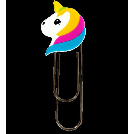 Large bookmark - Ani-bigmark Flamingo