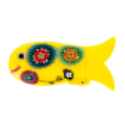 Étui poisson - Fish Case Saumon