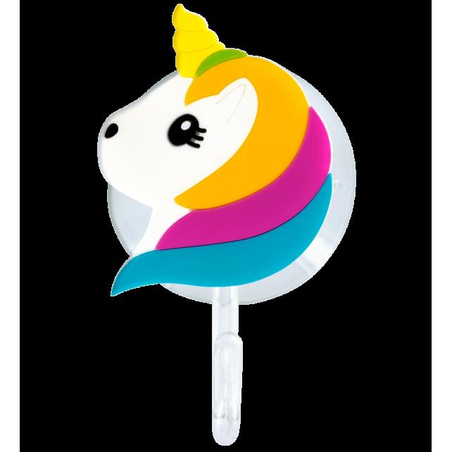 Aniholder - Crochet ventouse Unicorno