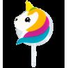 Aniholder - Crochet ventouse Unicorn
