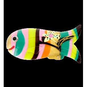 Porta accendino - Fish Case - Orchid