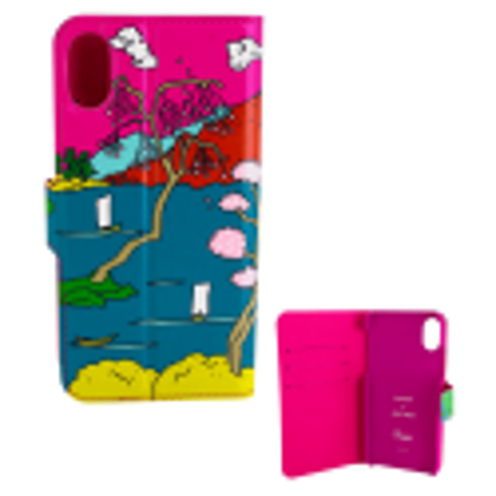 Custodia a portafoglio per iPhone X - I Wallet X