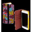 Custodia a portafoglio per iPhone 6, 6S, 7 - Iwallet 2 Friends
