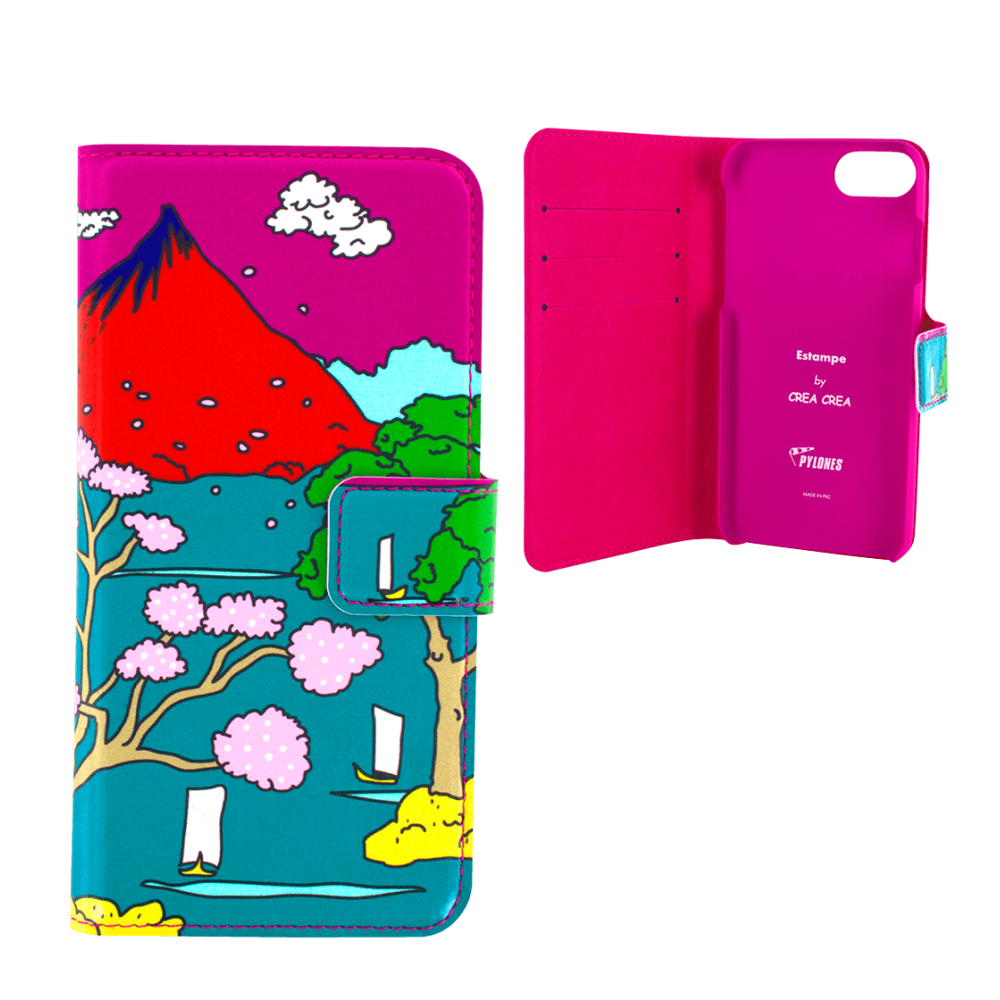 crea cover iphone