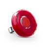 Bague en verre - Duo Medium Rouge foncé