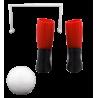 Fingerfußball - Finger football Rot