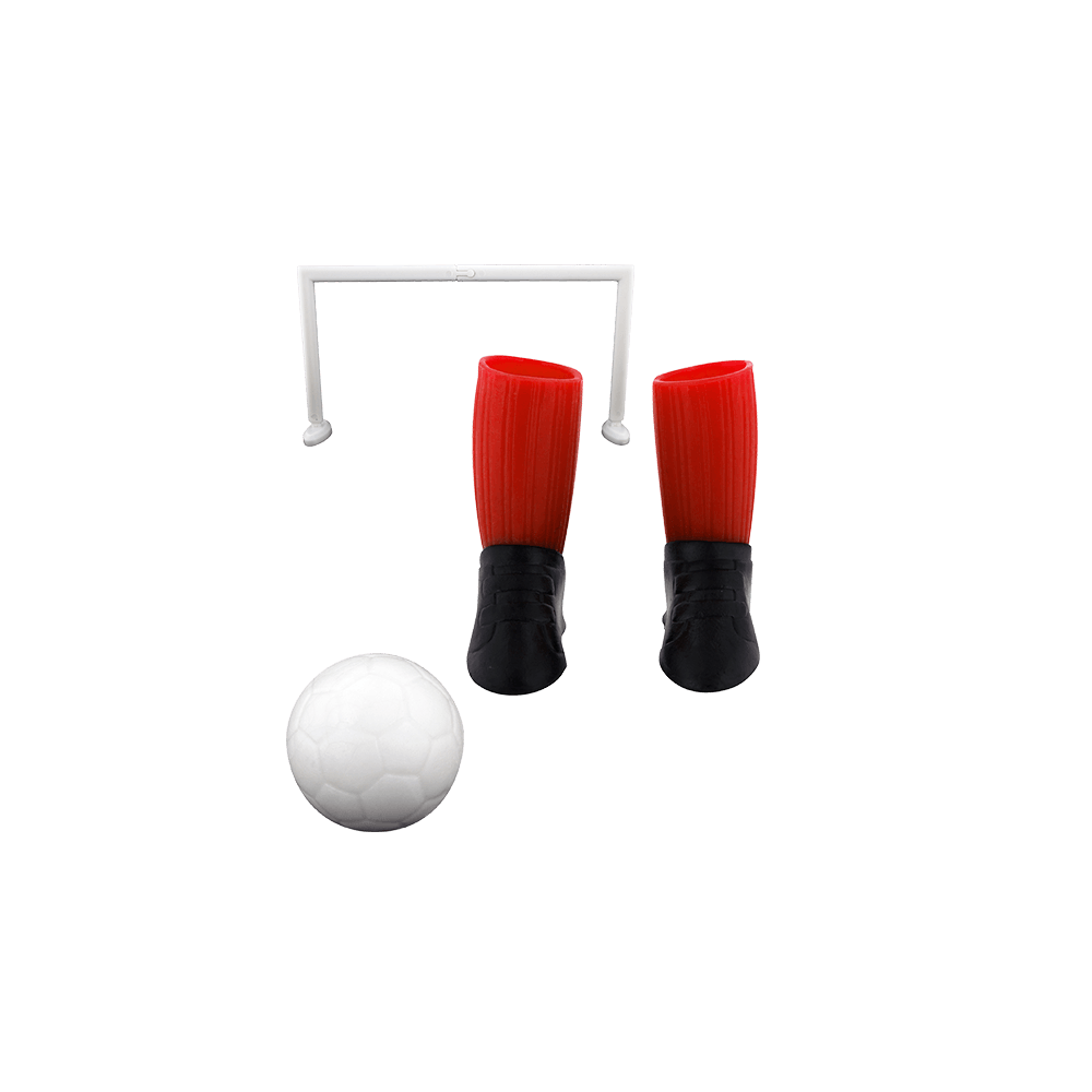 Finger Football Game Red Pylones