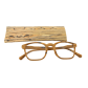 Corrective lenses - Bois Carré - Light brown