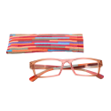 Lunettes de correction - Multicolor - Rose/Orange