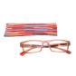 Lunettes de correction - Multicolor - Rose/Orange 150