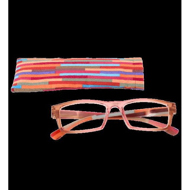 Corrective lenses - Multicolor - Pink/Orange