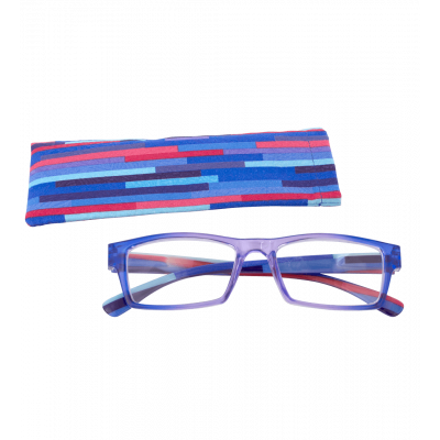 Corrective lenses - Multicolor - Purple/Blue