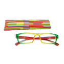 Corrective lenses - Multicolor - Yellow/Green