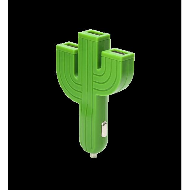 Caricabatteria per auto - Cactus