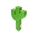 Car charger - Cactus