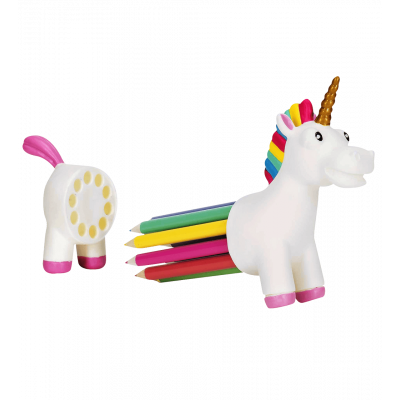 Pencil holder - Unicorn