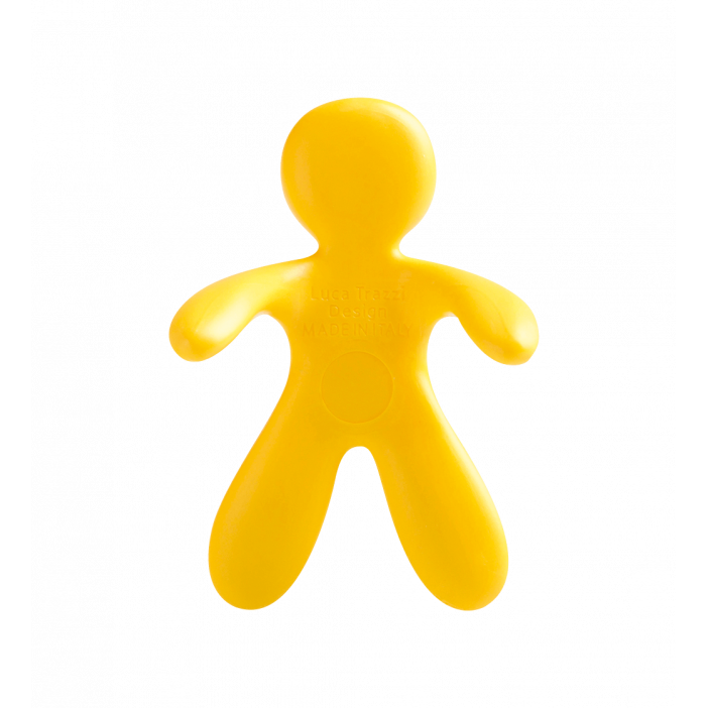 Car air freshener - Cesare Yellow  - Vanilla