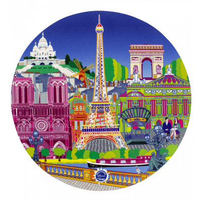 Tapis de souris - Tapiron - Paris new