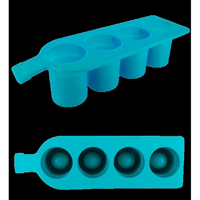 Eiswürfelform - Cheers Blau