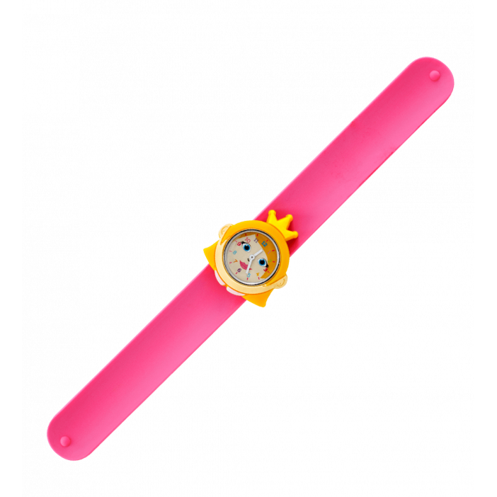Funny Time Animal - Montre slap Princess