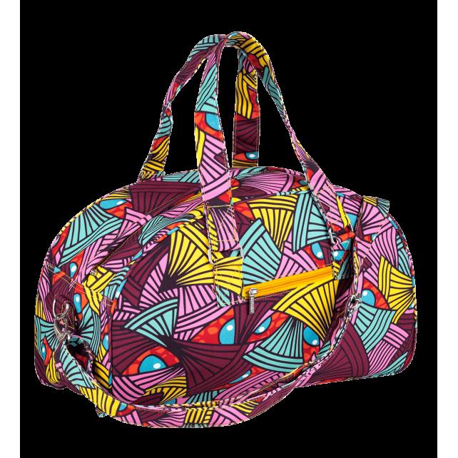 Week End - Week-end bag African Spirit