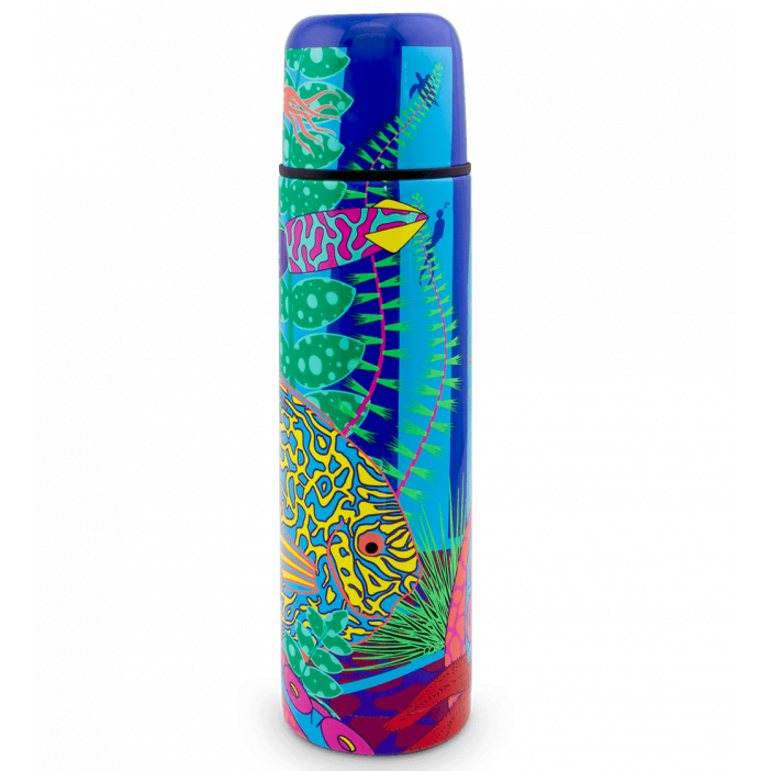 Keep Cool - Bouteille isotherme Octopus