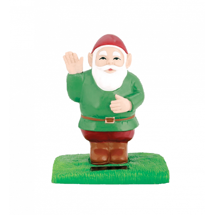 Solar gnome - Dancingnome Green