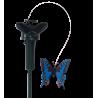 SolarButterrfly Blau