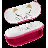 EGC. Voyage - Etui à lunettes rigide White Cat