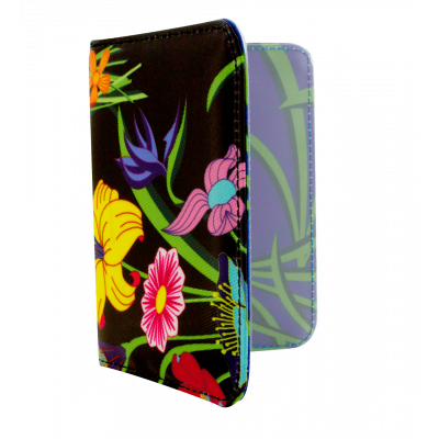 Passport holder - Voyage - Ikebana
