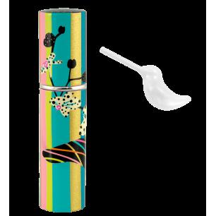 Porta profumo da viaggio - Flairy - Orchid