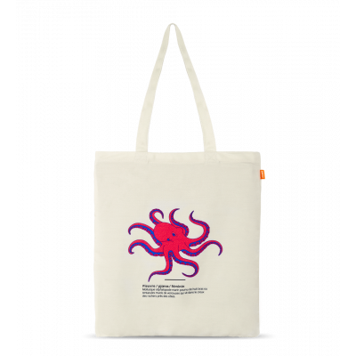 Tote Bag - Sac Octopus