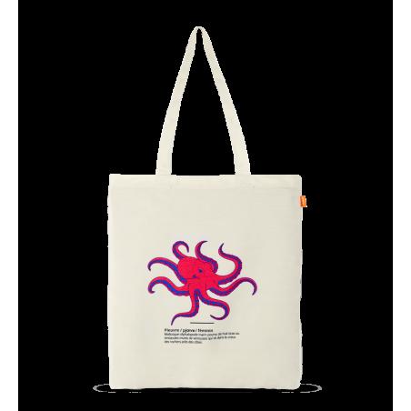Tote Bag - Bag Octopus