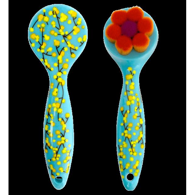 Gesichtsbürste - Pretty Lady Mimosa