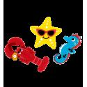 Set de 2 aimants - Magnet Octopus