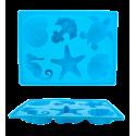 Eiswürfelform - Sea Shell