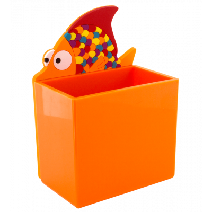 Magnetic pot - Ani-pot - Tropical Fish