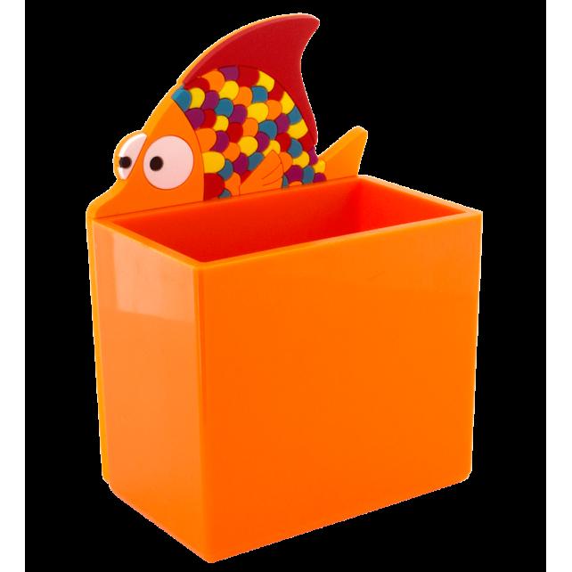 Magnettopf - Ani-pot Tropical Fish