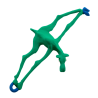 Braguette Magique  - Adult bracelet dromedary Green