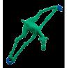Braguette Magique - Bracelet pour adulte dromadaire Vert