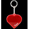Flashy - Porte-clé réfléchissant Heart