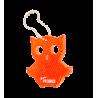 Flashy - Porte-clé réfléchissant Gufo