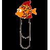 Anibigmark - Marque page grand modèle Tropical Fish