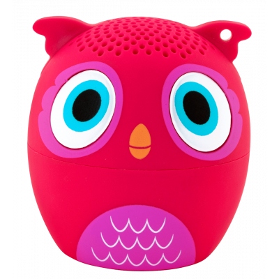 Bluetooth mini speaker - Sing song - Owl