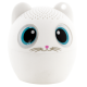 Sing Song - bluetooth Mini speaker White cat