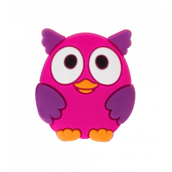 Magnet - Funky Animals Owl
