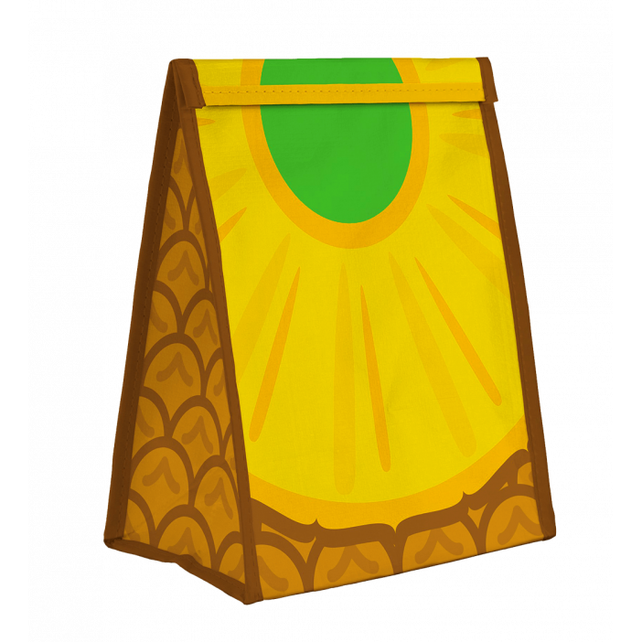 Sandwich bag Ananas
