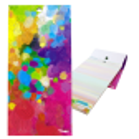 Magnetic memo block - Notebook Formalist Estampe