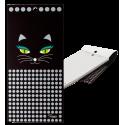 Magnetic memo block - Notebook Formalist Alice