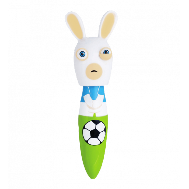 Stylo - Lapin crétin Football